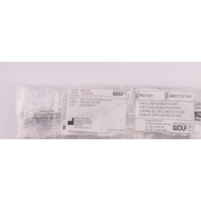 德国狼牌尿道膀胱镜鞘8650.0241