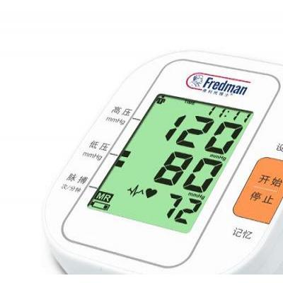 能测量动脉硬化的臂式血压计普通装
