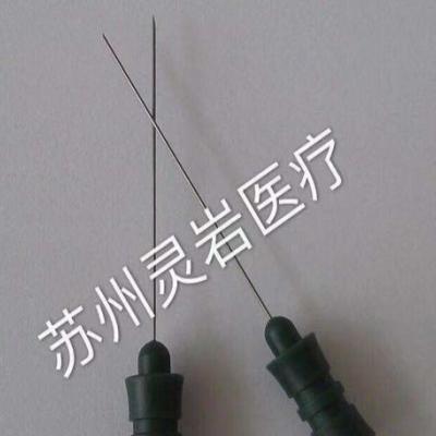 灵岩牌一次性同心圆针电极(肌电图针电极)