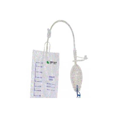 一次性外科手术引流导管套装(穿刺针+引流管+负压球+引流袋)