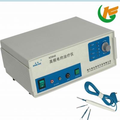 高频电灼治疗仪KD848