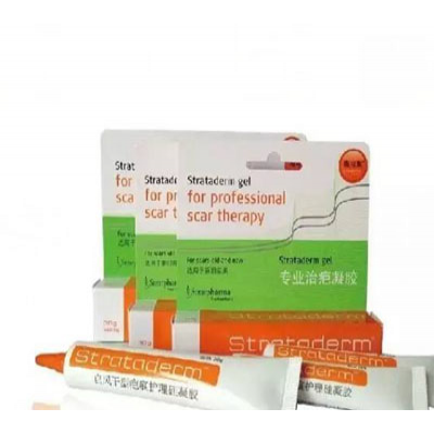 瑞士施自风干型疤痕护理硅凝胶