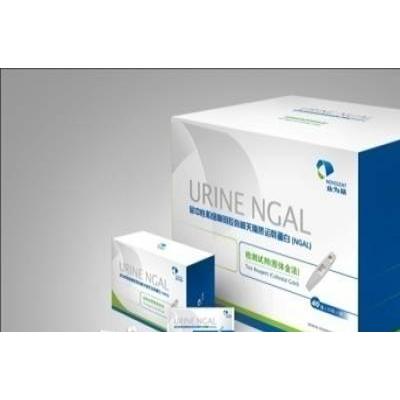 尿中性粒细胞明胶酶相关脂质运载蛋白(NGAL)定量检测试剂