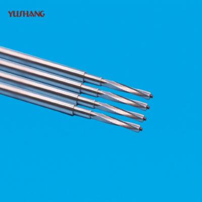 4刃螺旋铣刀骨科铣刀