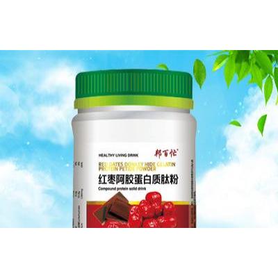 红枣阿胶蛋白质肽粉