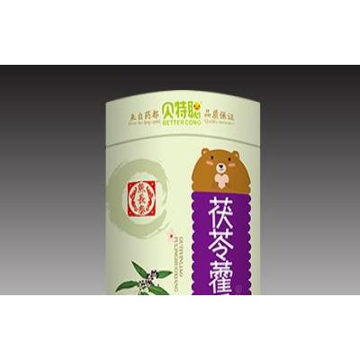 茯苓藿香固体饮料