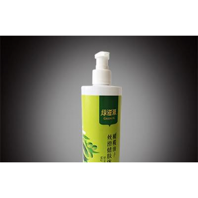 橄榄油丝滑健肤沐浴露