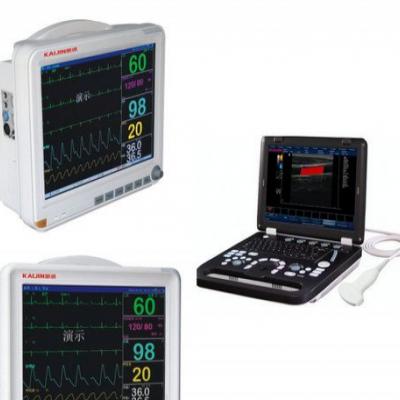 多参数监护仪(心电/血氧/脉率/呼吸/体温/无创血压监测仪)