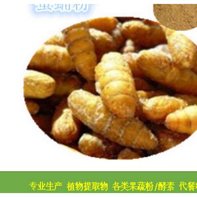 蚕蛹提取物     1公斤起订  蚕蛹多肽