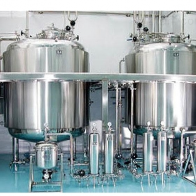 针剂配液系统