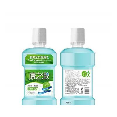 康之漱瓶装茶清漱口水(250ML\500ML)