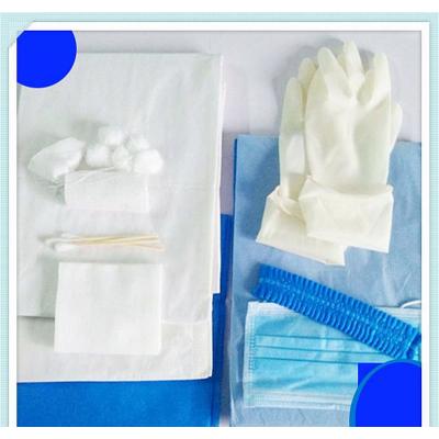 一次性使用无菌产包妇产科产包流产包