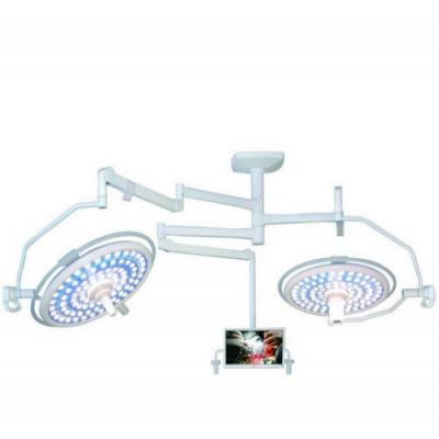 德朗DL-LED700/500LED手术无影灯(带摄像系统)
