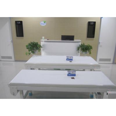 自动换床单诊断床更换卷床单更加方便