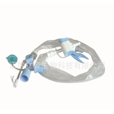 麻龙牌一次性使用密闭式吸痰管(24H标准型)