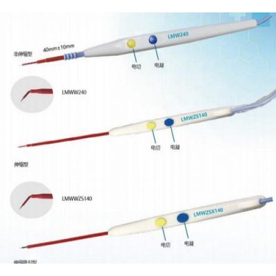LM微型高频针状电极(高频手术钨针电极)