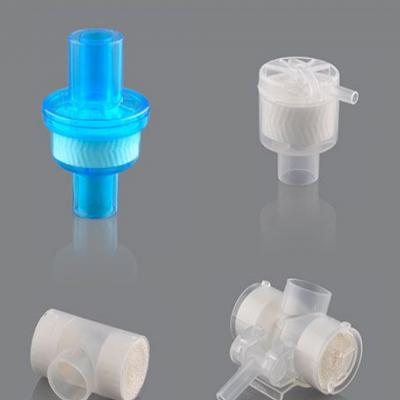 一次性吸湿冷凝加湿器(气切式/复合式人工鼻呼吸过滤器)