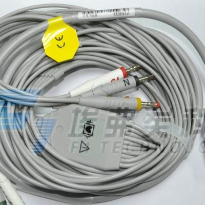心电图十二导联线