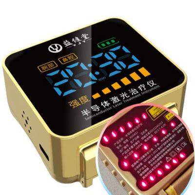 益健堂腕式智能穴位半导体激光治疗仪鼻炎三高家用升级款