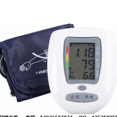 老郎中语音电子血压计OEM贴牌代加工