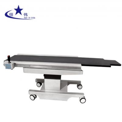 恒伟HW-503-C电动碳纤维拍片床脊柱外科手术床