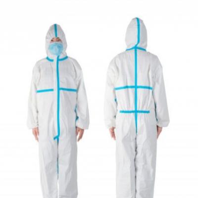 医用一次性防护服(连体式防护服)