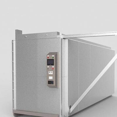 大型环氧乙烷灭菌器柜