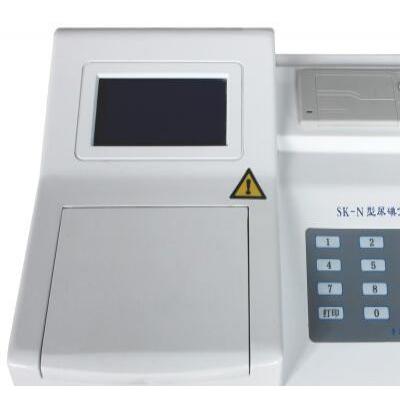 青岛三凯尿碘分析仪
