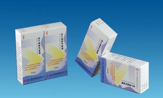 沙丁胺醇气雾剂