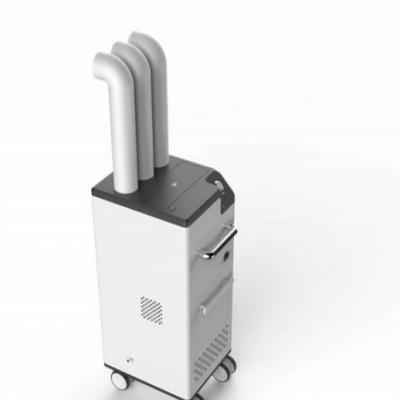 过氧化氢(气溶胶)空气消毒机可达到全方位无死角消毒