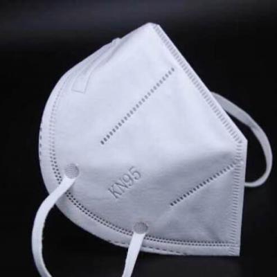 医用防护口罩(KN95口罩)(无呼吸阀)