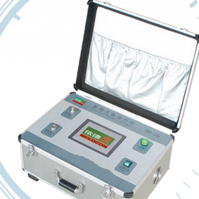 医用臭氧治疗仪CHY-31H型, 全屏语音声控