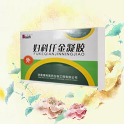 三合益妇科仟金凝胶4支装女性私处护理抑菌清洁洗液oem代加工