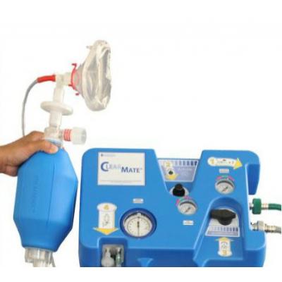 一氧化碳气体中毒急救呼吸机Clearmate