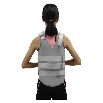 可调胸腰椎固定支具高位低位加热塑型款胸腰椎支具